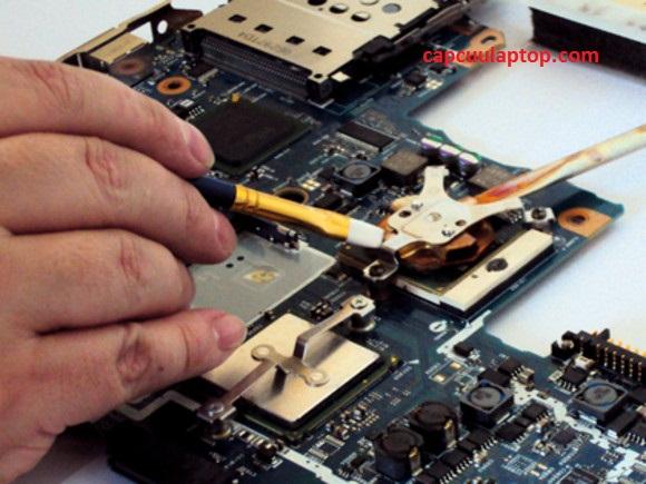 cách vệ sinh laptop tản nhiệt