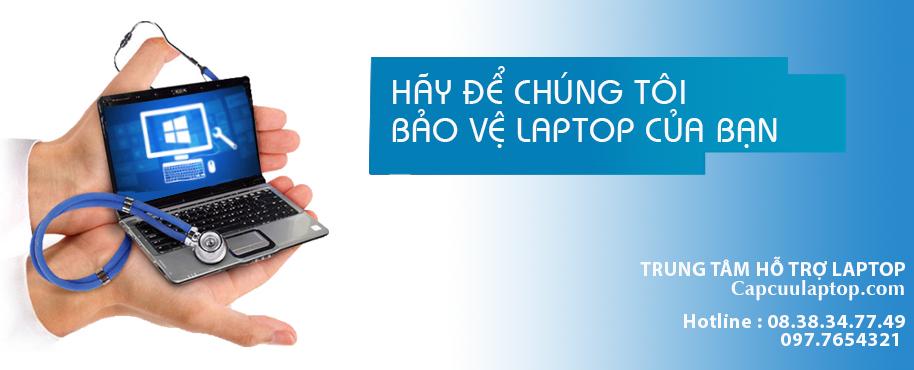 Bảo dưỡng laptop định kỳ tại Tp HCM