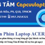 Báo giá bàn phím laptop Acer