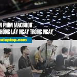 Báo giá bàn phím laptop Macbook (Apple)