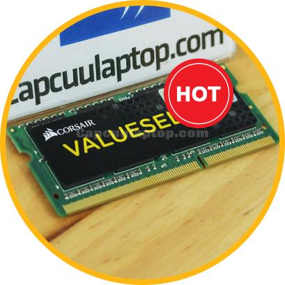 Ram Corsair 4GB DDR3 Bus 1600 CMSO4GX3M1C1600C11 For